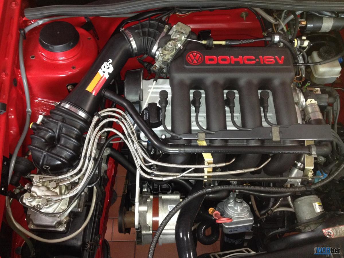 Mein überholter 16V-Motor