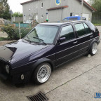 Mein Golf 2 Fire and Ice 5-Türer