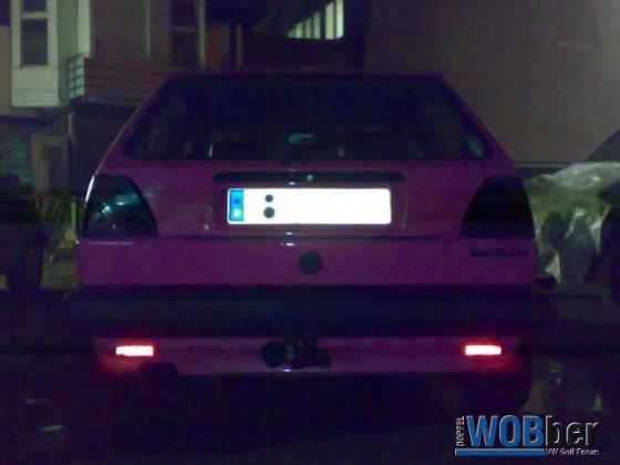 PinkPorn bei Nacht