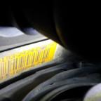 Aufkleber Motorraum