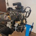 RP Motor nach Überarbeitung