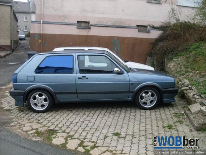 VW Golf GL 1.8
