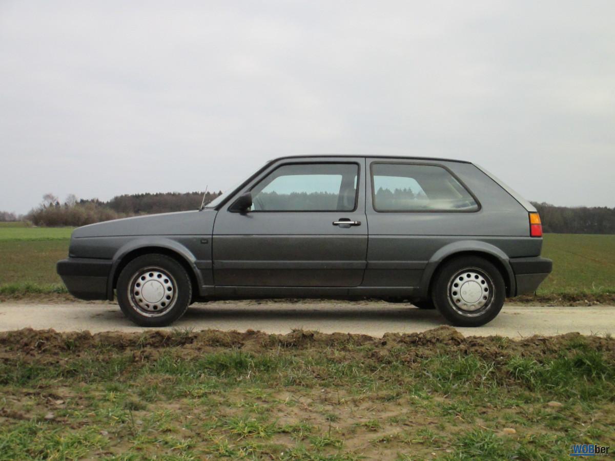 VW Golf 2 GL