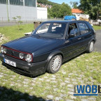 Golf 2 GTI G60 Royalblau