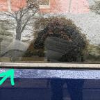 Leiste Fensterschachtabdichtung