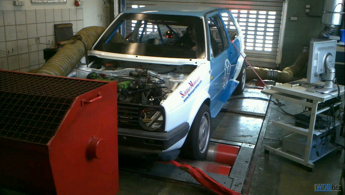 Bruno.K  Autocross Golf 2 Syncro 1,8l 16V
