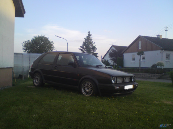 Golf 2 GTI Edition One