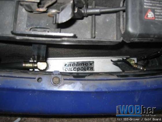 SDI-Driver Ölkühler 2