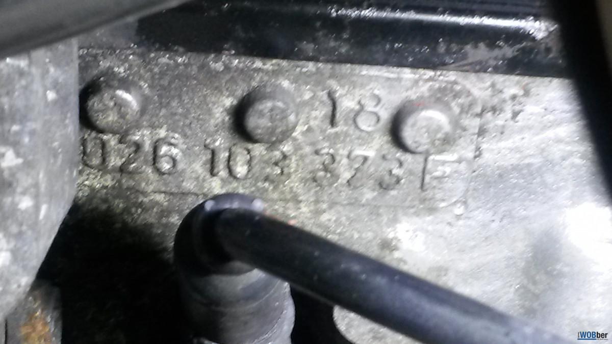 Motornummer