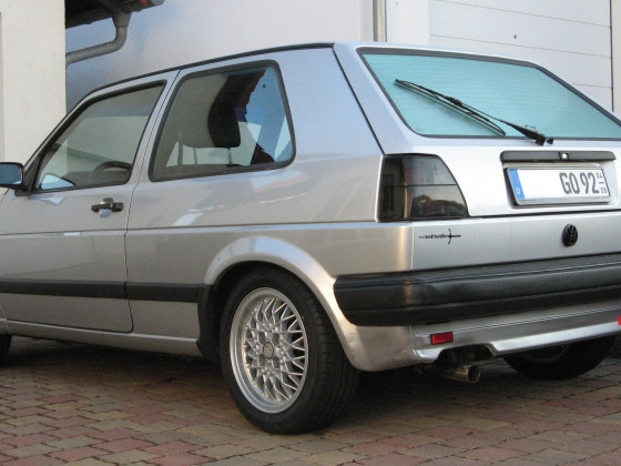 Golf 2 1,6 PN Nothelle