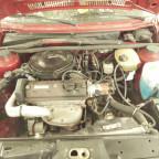 VW Golf II CL - 033 - Motorraum - Motor 2G